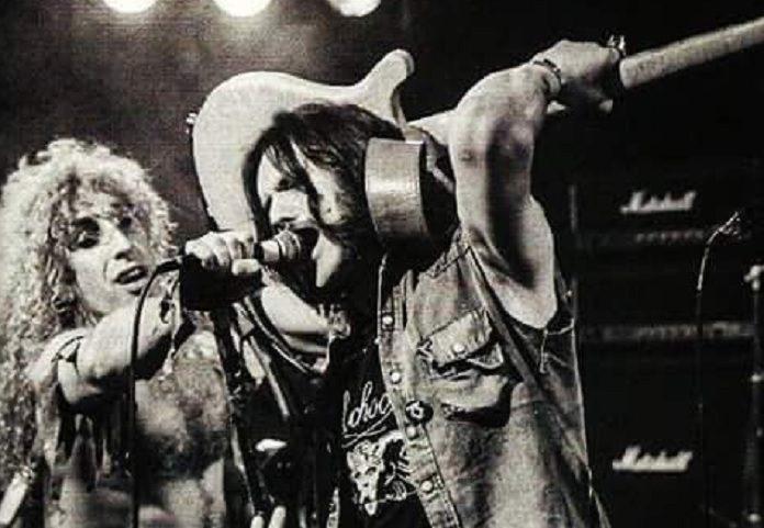 Dee Snider e Lemmy Kilmister