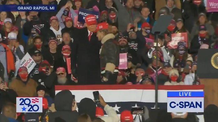 Donald Trump e Lil Pump