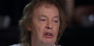 Angus Young chora ao falar sobre Malcolm