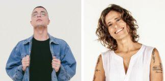 Arthur Nogueira e Zélia Duncan