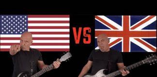 Batalha de riffs EUA/Reino Unido