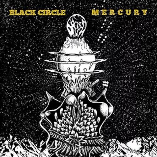 "Black Circle - ""Mercury"""