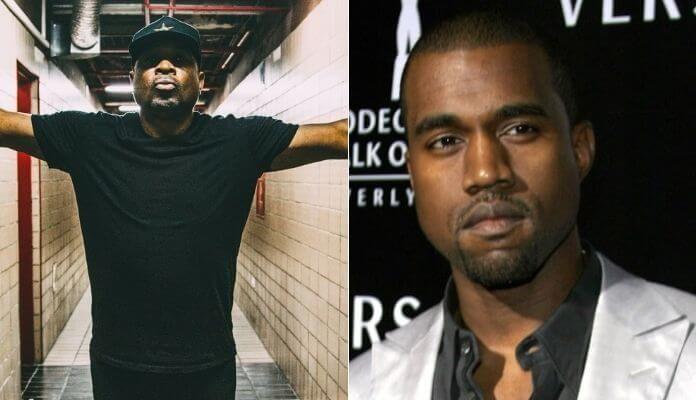 Chuck D e Kanye West