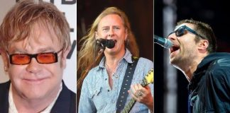 Elton John, Alice in Chains e Liam Gallagher farão lives