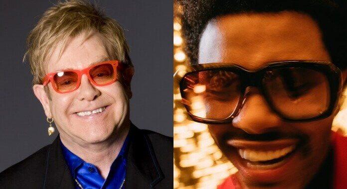 Elton John e The Weeknd