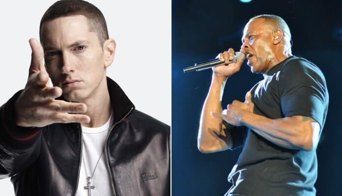Eminem e Dr Dre