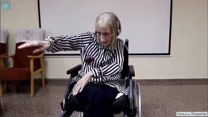Ex-bailarina com Alzheimer