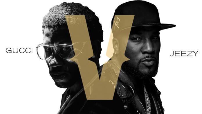 Gucci Mane e Jeezy no Verzuz