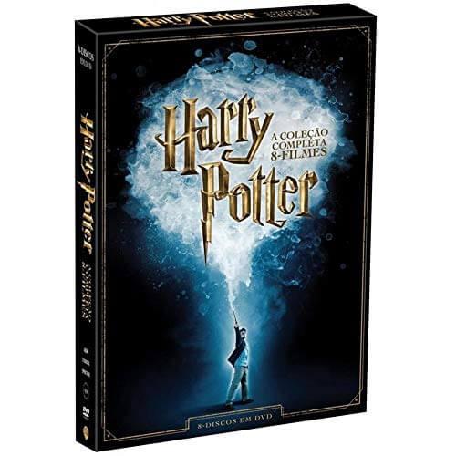 Coleção completa Harry Potter