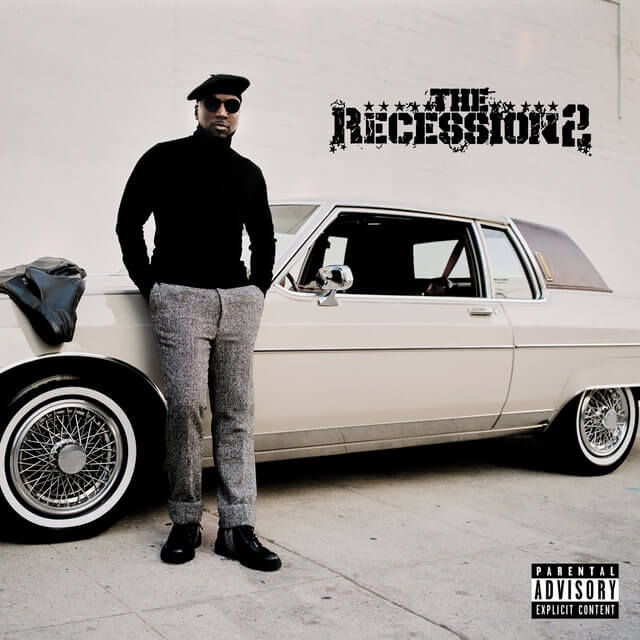 """Jeezy - """"The Recession 2"""""""