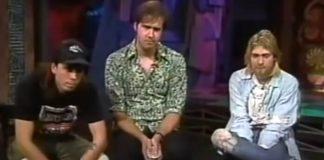 Kurt Cobain imagina o futuro do Nirvana