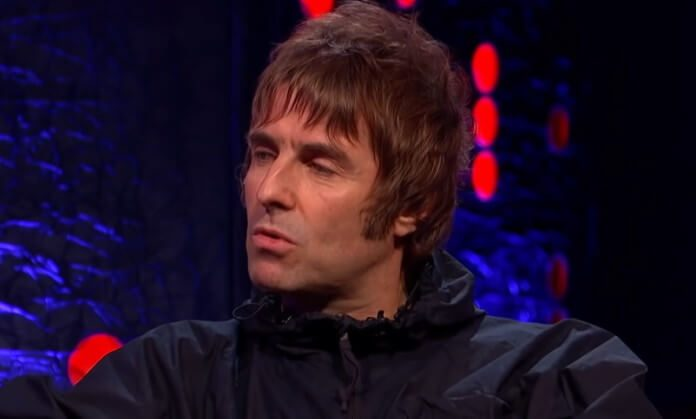 Liam Gallagher no Jonathan Ross Show 2020