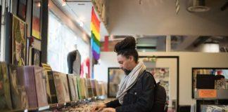 Loja de discos