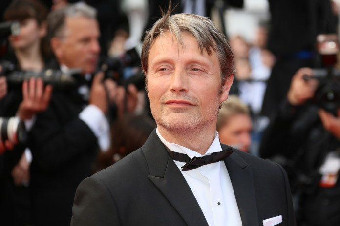 Mads Mikkelsen em Cannes, 2015