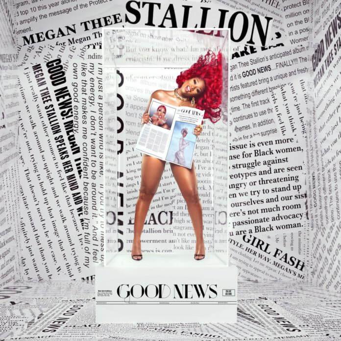 """Megan Thee Stallion - """"Good News"""""""