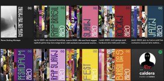 Never Ending Mixtape: conheça a coleção de playlists editoriais no Spotify