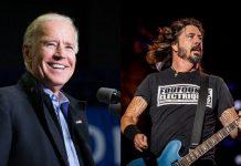 Posse de Joe Biden terá Foo Fighters