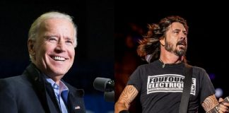 Posse de Joe Biden terá Foo Fighters