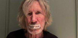 Roger Waters reclama de censura do Twitter