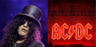 Slash e AC/DC