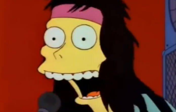 Aerosmith em Os Simpsons