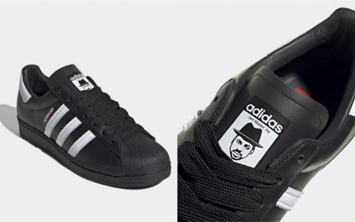 Tênis Adidas em homenagem a Jam Master Jay