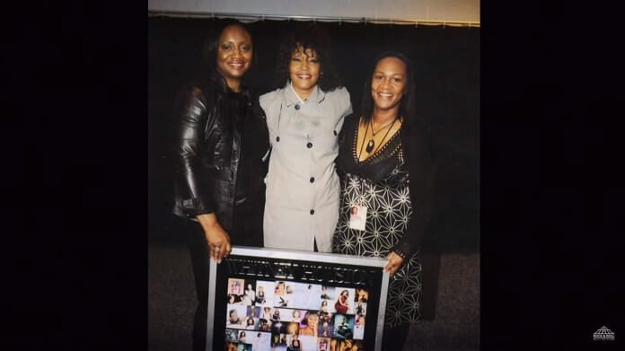 Whitney Houston entra no Hall da Fama do Rock n' Roll