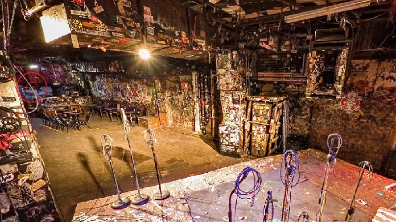 Lendário: faça um tour virtual pela casa de shows CBGB agora mesmo