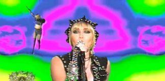 Miley Cyrus no Kimmel