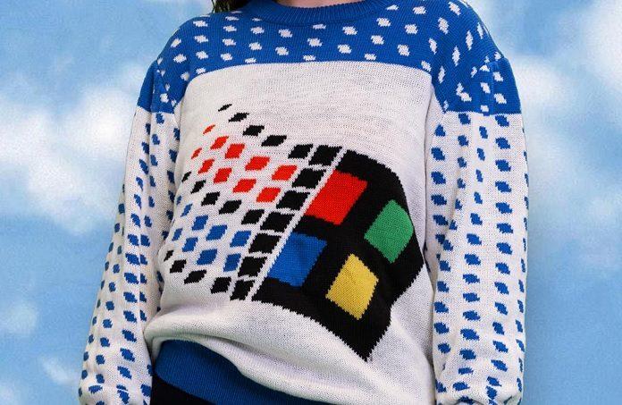 Suéter Microsoft Windows