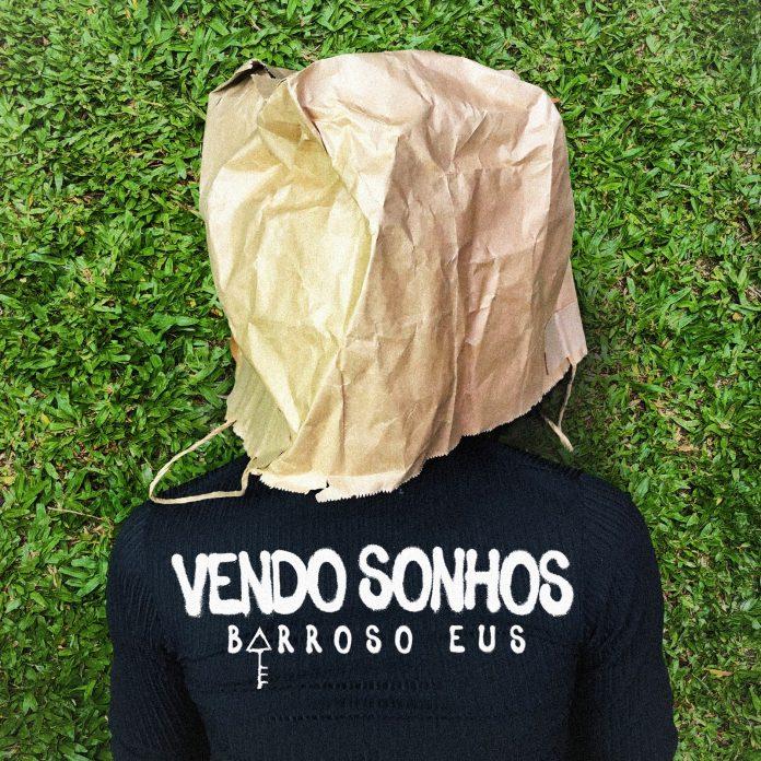 "Capa de ""Vendo Sonhos"" (Barroso Eus)"