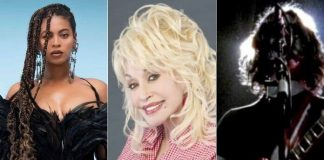 Beyoncé, Dolly Parton e The White Stripes