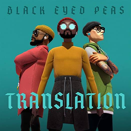 """Black Eyed Peas - """"Translation"""""""