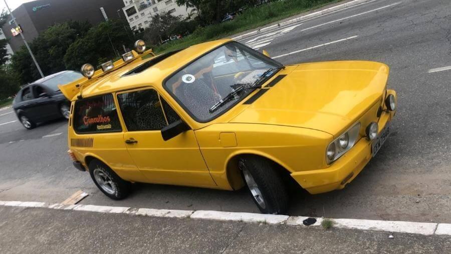Brasília Amarela dos Mamonas Assassinas