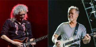 Brian May relembra EP em parceria com Eddie Van Halen