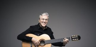 Caetano Veloso é anunciado no line-up do festival Rock the Mountain