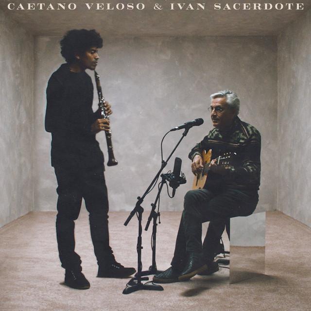 Caetano Veloso e Ivan Sacerdote