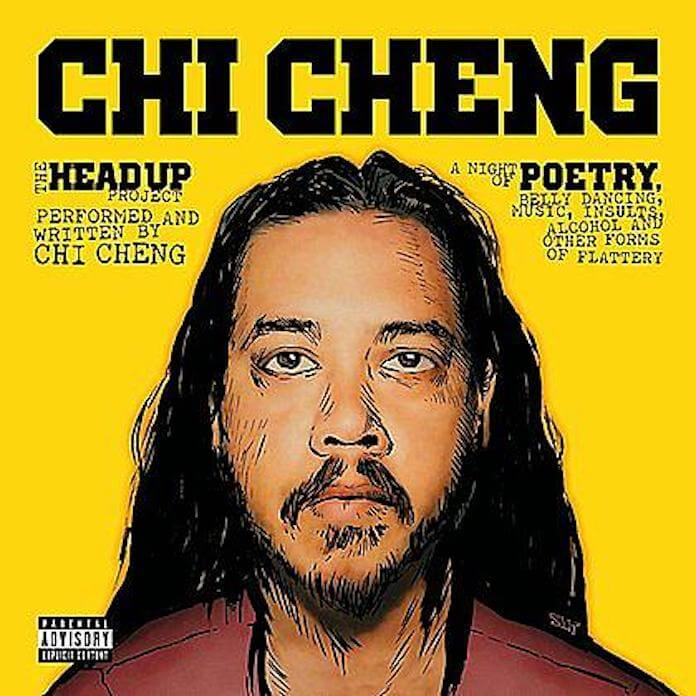 "Chi Cheng - ""The Head Up Project"""