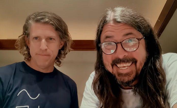 Dave Grohl e Greg Kurstin lançam The Hanukkah Sessions