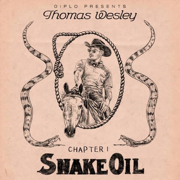 "Diplo - ""Diplo Presents Thomas Wesley, Chapter 1: Snake Oil"""