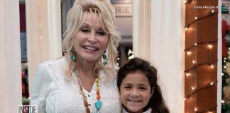 Dolly Parton e Talia Hill
