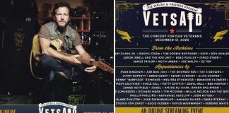 Eddie Vedder no Vetsaid