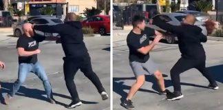 Empresário de The Game briga após ofensas racistas