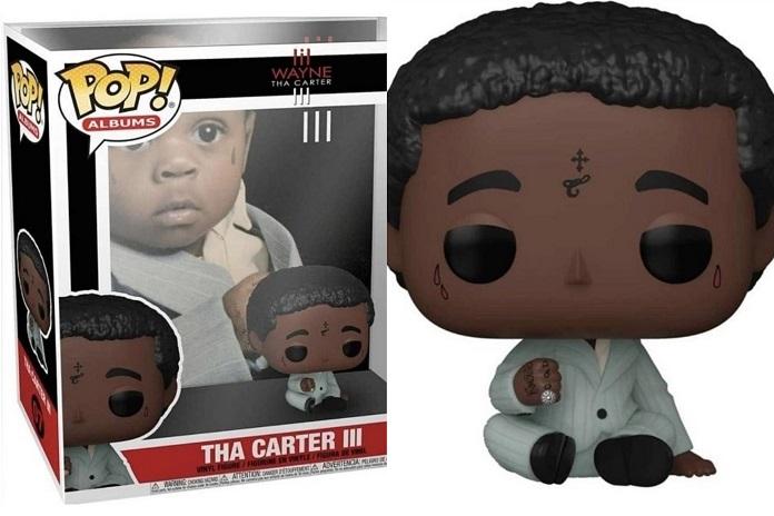 Funko inspirado no álbum Tha Carter III