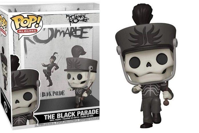 Funko lança boneco inspirado em álbum do My Chemical Romance