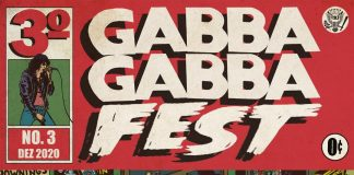 Gabba Gabba Fest celebra os Ramones