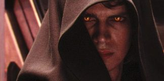 Star Wars: Hayden Christensen como Darth Vader