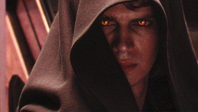 Star Wars: Hayden Christensen como Darth Vader