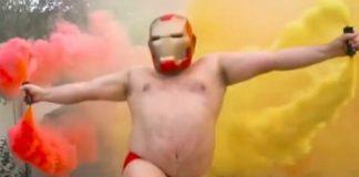 Jack Black em vídeo de 2021