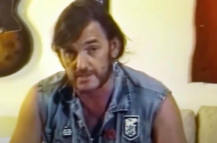 Lemmy Kilmister falando sobre racismo no Metal